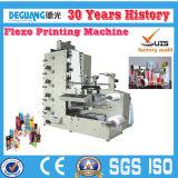 4 Farbe gewellte Karton Flexo Kennsatz-Drucken-Maschine