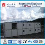Case prefabbricate comode del contenitore per vivere