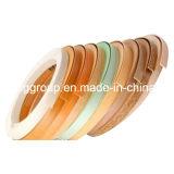 Bordure foncée de PVC de pente de meubles/Lipping de constructeur de la Chine