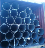 Pipa de acero de ASTM, tubo de acero de ASTM, ASTM A106 GR. B 6inch