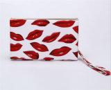 Neue modische Gewebe-Handtasche Hotselling populärer LippenClucth Beutel für Dame