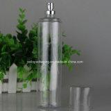 Bottiglia cosmetica di plastica di timbratura calda di imballaggio di plastica della bottiglia della bottiglia dello spruzzo