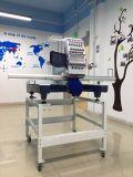 Einzelne Hauptstickerei-Maschine für Schutzkappe und flache Stickerei