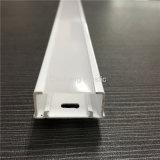 Профиль поликарбоната Coextrusion для миниой книги USB освещает снабжение жилищем