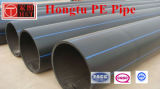 110*6.6mm pour Water Supply 1.0MPa HDPE Pipes