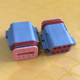 Автомобильный кабель может повезти разъем на автобусе Dt06-8p Dt 8way Deutsch, Dt04-8s