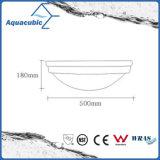 Bassin en céramique Semi-Enfoncé de lavage des mains de bassin de Module de salle de bains (ACB5045A)