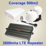 Aumentador de presión móvil caliente de la señal del repetidor 2600MHz de la señal de las ventas 4G para Home&Office