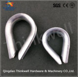 Preço de fábrica que carimba nos tipo dedal da corda de fio de G411