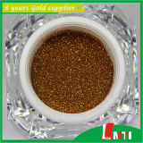 Gold Glittering Powder für Glitter Paint