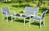 Софы ротанга патио комплект мебели установленной напольной Wicker