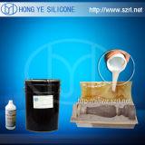RTV 2 het Vloeibare Rubber van het Silicone voor het Maken van de Concrete Vormen en Producten van de Hars