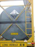 envase del tanque del polvo del cemento 20feet