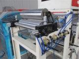 Gl--500c máquina de capa de alto rendimiento de la cinta adhesiva de la operación fácil BOPP
