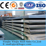 Preço inoxidável 309S 310S da placa de aço