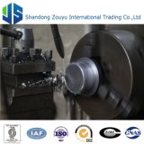 Cadena de producción de la manta de la fibra de cerámica de la salida 5000t 128kg/M3