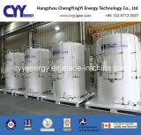 Tanque de armazenamento do dióxido de carbono do argônio do nitrogênio do oxigênio líquido micro