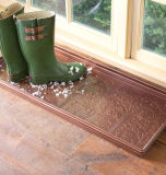 Dekoratives galvanisiertes Metallkupfer-Tür-Aufladungs-Schuh-Tellersegment