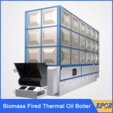 Kohle abgefeuerter horizontaler thermischer Öl-Dampfkessel-Preis