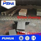 Stahl/Gummi der Serien-Q32 spürten Typen Granaliengebläse-Maschinetumble-Riemen auf