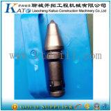 A pata C31 cónica utiliza ferramentas bits da bala