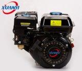 6.5HP (168F) un motor refrigerado de la gasolina/de gasolina del cilindro