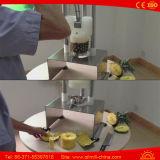Máquina Manual piña Industrial Peeler corer cortadora Peeling rebanar Coring