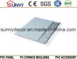 Soffitto di timbratura caldo del PVC 2016, comitato del PVC, mattonelle del soffitto dei materiali da costruzione