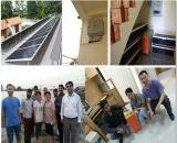 斜面の屋根の平屋根の太陽ホームシステム太陽照明装置