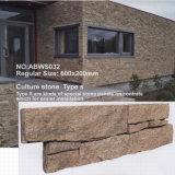 Плакирования каменной стены культуры для украшения стены