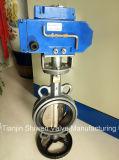 Pneumatischer Stellzylinder-Oblate-Drosselventil