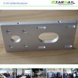 Peças fazendo à máquina do CNC da alta qualidade de alumínio feita sob encomenda
