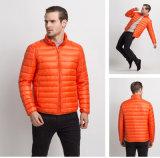 Людей высокой ранга конструкции OEM куртка новых Windproof обыкновенных толком светлая с застежкой -молнией
