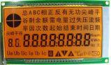 FSTN Typ kundenspezifische Segmentanzeige Größe LCD-7