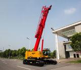 Sany Scc1350e кран на гусеничном ходе 140 тонн поднимая машинное оборудование вагона с краном для сбывания