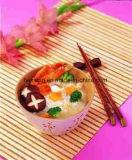 El estilo coreano de Tablewares disponible hermana los palillos de bambú