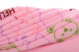 인쇄된 연약한 Microfiber 아기 세수 수건
