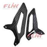 Carbono Fiber Heel Plates para Ducati Panigale 1199
