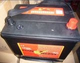 JIS wartungsfreies Standardleitungskabel-saure Autobatterie N50mf 12V50ah