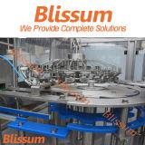 Linha de produção da água de frasco/máquina/equipamento/sistema pequenos