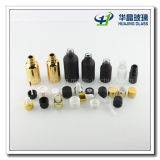 Oil esencial Glass Dropper Bottle con Childproof Cap