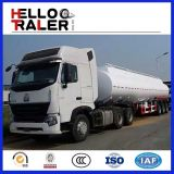 Carro del depósito de gasolina de Sinotruk HOWO 20cbm 6X4