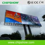 Exhibición de LED a todo color de la ventilación P16 de la publicidad al aire libre de Chipshow
