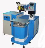 Machine de soudure à grande vitesse de moulage de laser