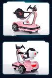 Paseo eléctrico en el coche del juguete de interior para los cabritos nuevos