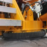Sany Stc250 25 тонн высокопрочной стали с U-Shaped краном установленным поперечным сечением с удобной кабиной передвижного крана для сбывания