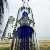 Wundervolles Wanhua Spiegel-Entwurfs-Glas-rauchende Wasser-Rohre (ES-GB-287)