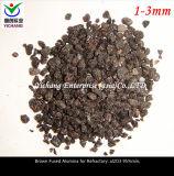 Het bruine Oxyde van het Aluminium voor het Vuurvast maken van de Grondstoffen van de Tegel