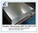 Bobine en acier galvanisée de zingage de SGCC ASTM A653