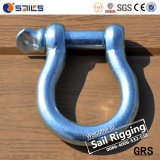 Rigging High Polished European Type Screw Pin Bow Shackle (SR-A-European)